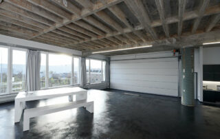 STUDIO 2 - raw studios. 144m² daylight studio