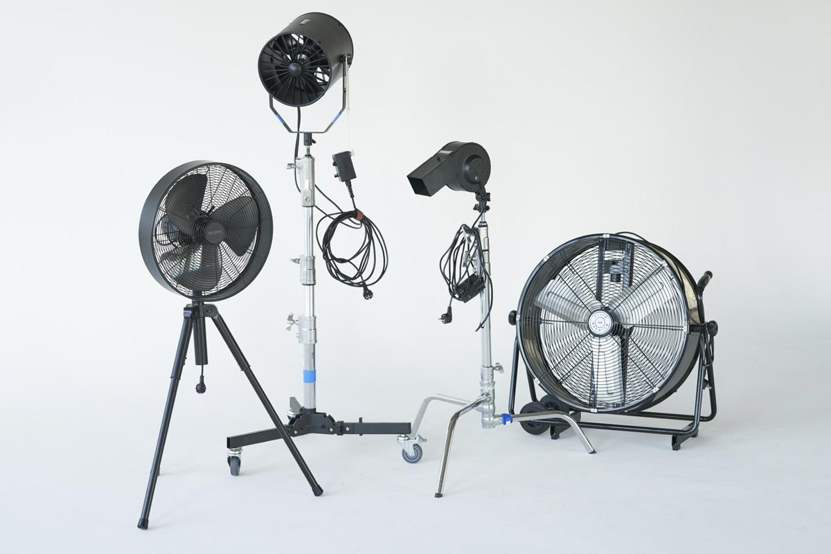 fans and ventilator rental