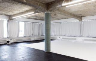 STUDIO 1 - raw studios. curtain system daylight photo studio