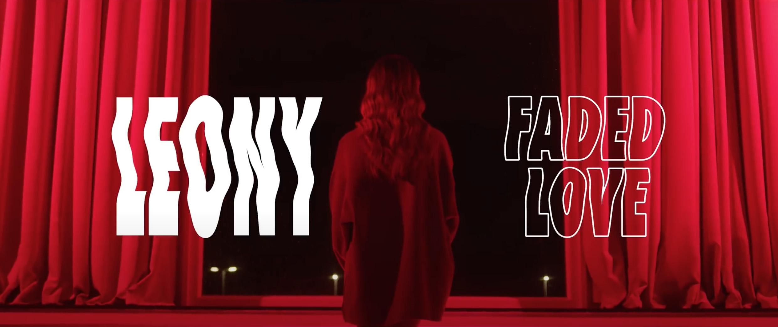 A German pop singer Lenoy's music video