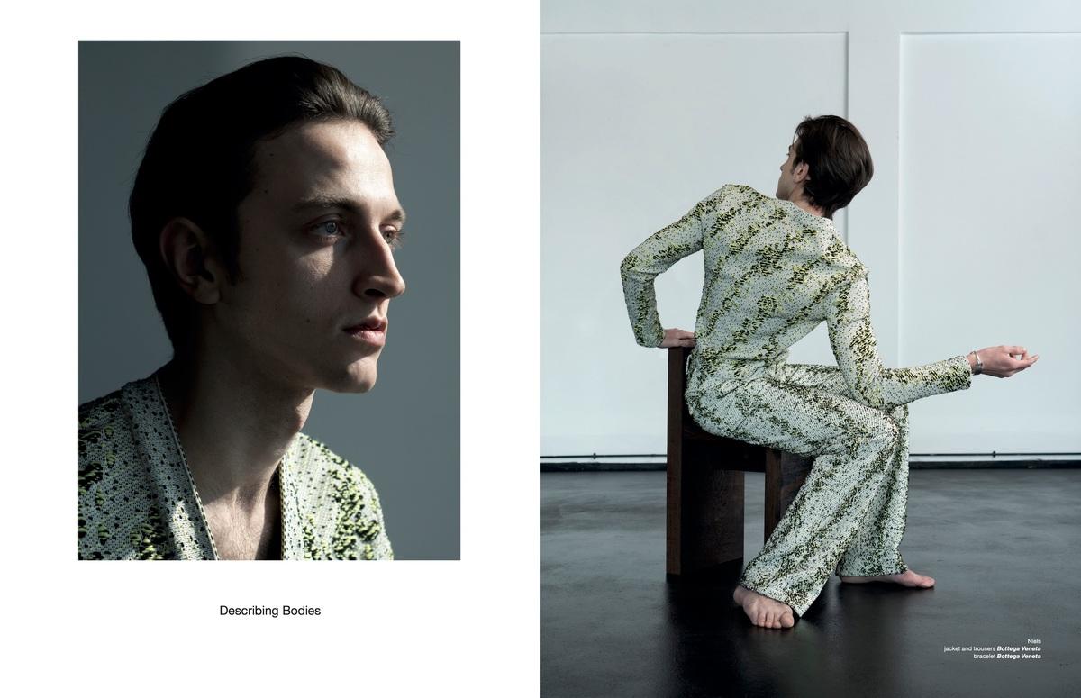 the Bottega Veneta special for ZOO magazine